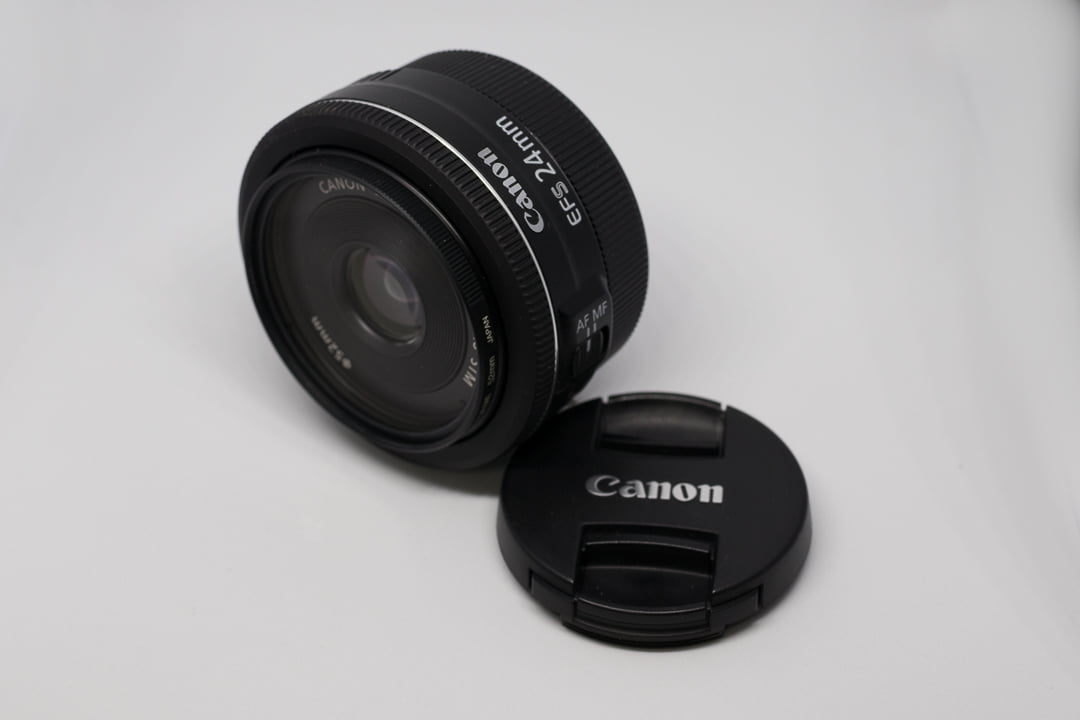 Canon EF-S24mm F/2.8 STM